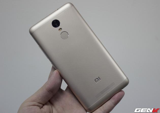 Chiếc smartphone bom tấn Xiaomi Redmi Note 3