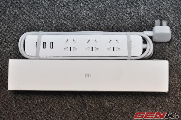 Ổ cắm điện Xiaomi: Chất lượng như Apple