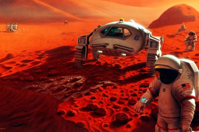 Những giải pháp từ cộng đồng sẽ giúp ích rất nhiều cho NASA trong tiến trình đưa con người lên Sao Hỏa sinh sống
