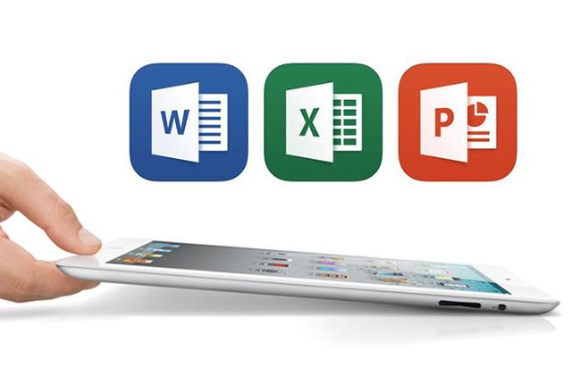 Microsoft đang thúc đẩy sức mạnh của dịch vụ Office đa nền tảng