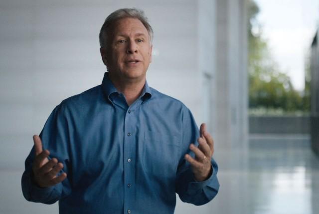 Phil Schiller, Phó chủ tịch cấp cao mảng tiếp thị toàn cầu của Apple