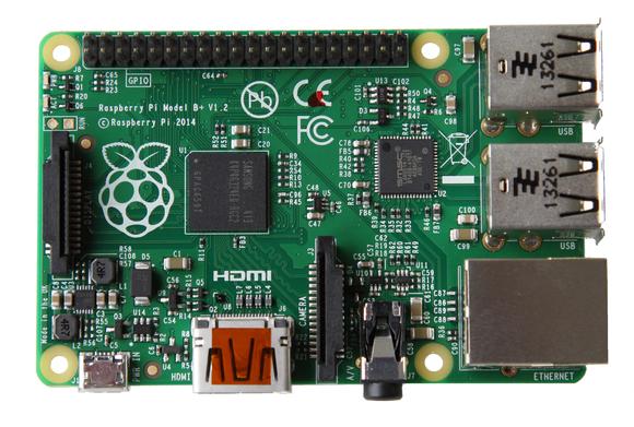 Các sản phẩm Raspberry Pi đơn giản chỉ là 1 bảng mạch cỡ nhỏ.