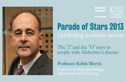 Giáo sư Robin Morris, người khẳng định chỉ số IQ sẽ tăng 3 điểm sau 10 năm.