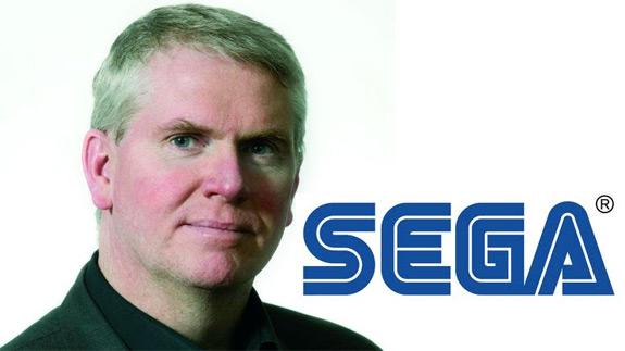 Mike Hayes, thành viên kỳ cựu của đế chế SEGA trước kia.