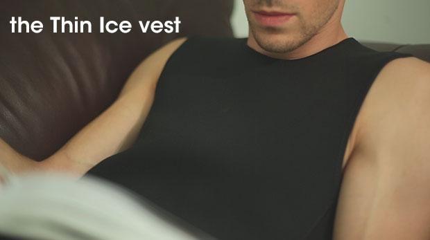 Áo ba lỗ Thin Ice.