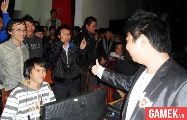 ShenLong từng đánh bại tất cả các cao thủ Việt Nam trong thể thức solo Random.