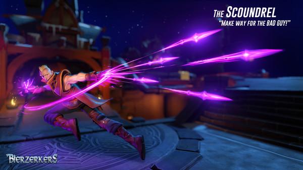 Bierzerkers - Game chiến đấu siêu nhộn mở cửa thử nghiệm