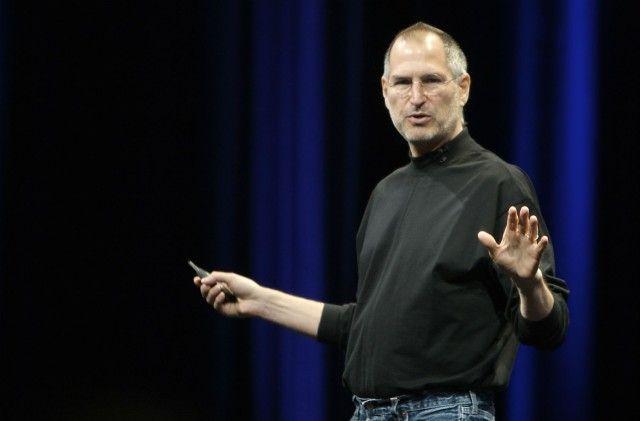 CEO Apple - Steve Jobs.