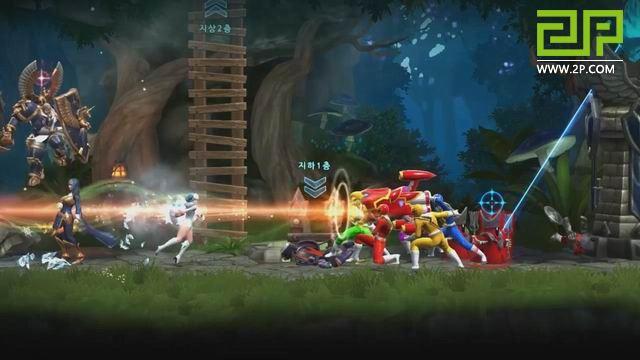 Hyper Universe - Game hành động màn ngang tuyệt đỉnh sắp ra mắt