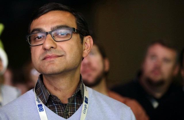 Vic Gundotra - trưởng dự án thất bại Google+.