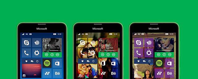 Windows 10 trên smartphone rất được mong chờ