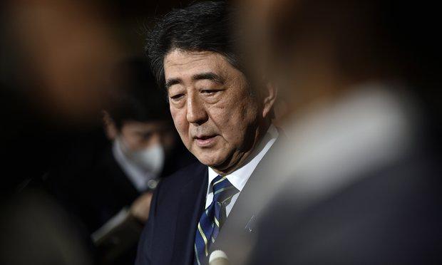Thủ tướng Shinzo Abe, người đi đầu chiến dịch loại bỏ bản án tử hình ra khỏi cơ chế xử phạt của Nhật Bản.