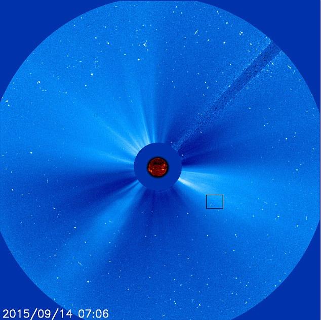 Sao chổi có thể giúp khám phá ra nhiều thông tin về nguồn gốc của chúng cũng như tác động của Mặt Trời