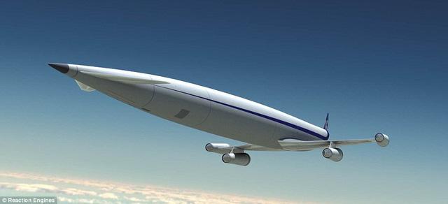 Cục Vũ trụ Châu Âu đã đầu tư 11 tỉ USD cho phát triển của một loại động cơ mới có thể một ngày giúp máy bay bay tới bất kì đâu dưới 4 tiếng.