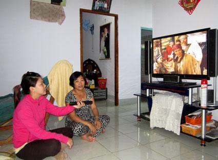 Sở TT&TT Thanh Hóa kêu khó khăn trong quản lý chất lượng truyền hình cáp.