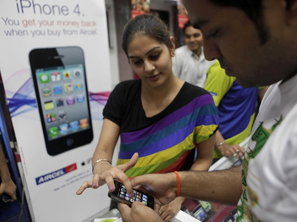 Gần một nửa người dân Ấn Độ không biết iPhone là gì