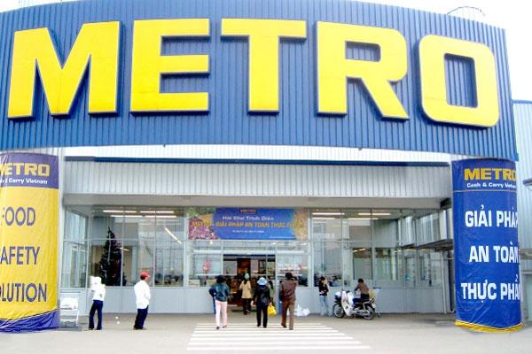 Metro Việt Nam đã chuyển nhượng hoàn toàn cho Tập đoàn BJC (Thái Lan). Ảnh: internet