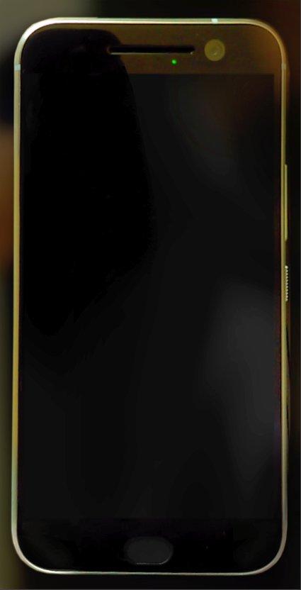 HTC One M10 phiên bản màu đen.