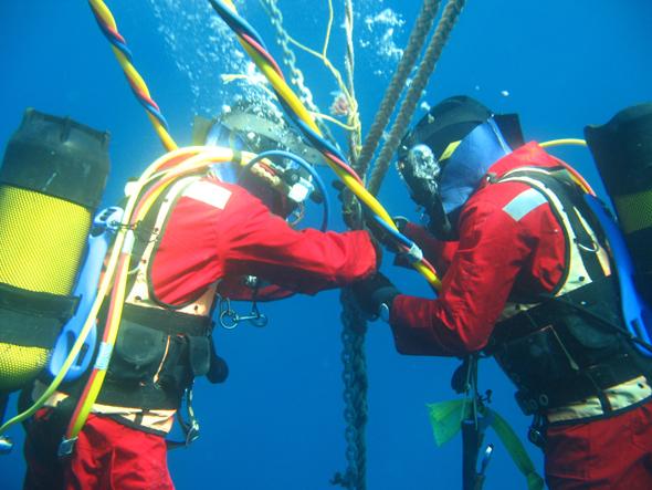 Tuyến cáp quang biển Liên Á sẽ ngừng hoạt động để sửa chữa, bảo dưỡng từ hôm nay (15/7) đến 7h ngày 24/7/2016 (Ảnh minh họa. Nguồn: Internet)