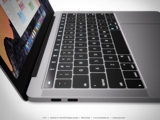 MacBook Pro mới sẽ có nhiều cải tiến đáng giá.