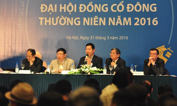 Đại hội cổ đông của FPT 2016.