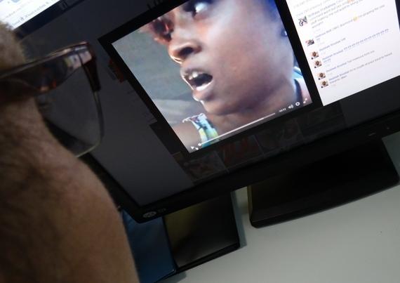 Facebook Live đang mang đến nhiều câu chuyện bạo lực. Ảnh: Getty.