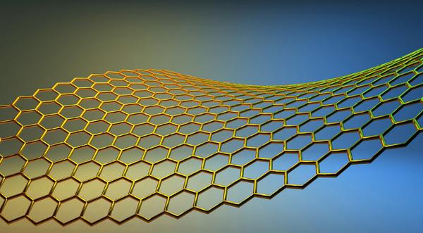 Mạng lưới tinh thể carbon của graphene