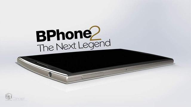 Ý tưởng thiết kế Bphone 2 của người dùng Việt