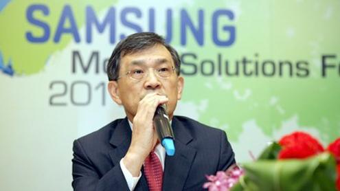 Phó chủ tịch và đồng CEO của Samsung, ông Kwon Oh Hyun.