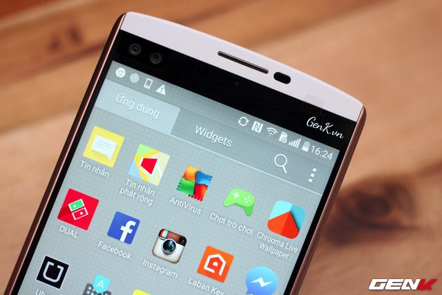 LG V10 có giá bán tốt nhưng lại là hàng đã qua sử dụng