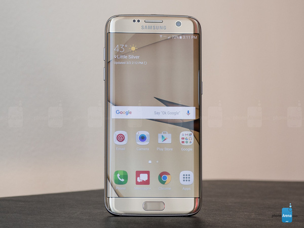 Samsung Galaxy S7 edge là một trong số những chiếc smartphone thu hút được nhiều sự chú ý nhất trong những tháng đầu năm.