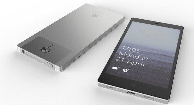 Tin đồn Microsoft làm Surface Phone là có thật?