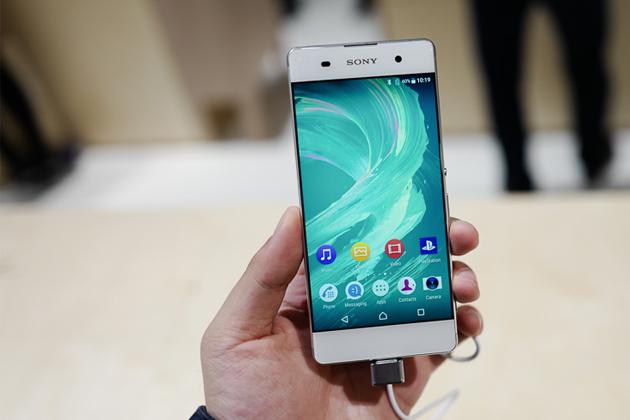 Xperia XA Dual được xếp vào phân khúc smartphone tầm trung