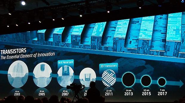 Chip 7nm sẽ là mục tiêu hướng đến của các nhà sản xuất chip di động.