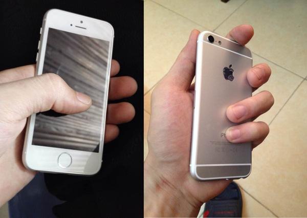 Hình ảnh được cho là iPhone 6c, hoặc iPhone 7c?