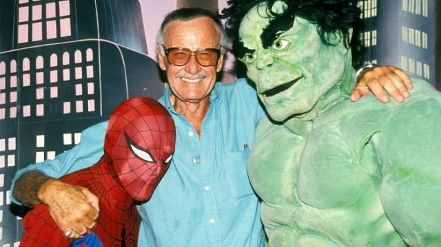 Stan Lee là cha đẻ của những siêu anh hùng nổi tiếng nhất truyện tranh