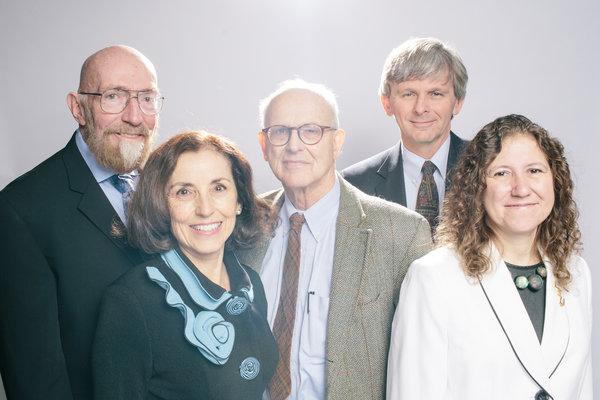 Những nhà khoa học đứng đầu dự án LIGO
