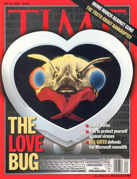 Nổi tiếng tới mức lên bìa tạp chí TIME.