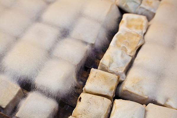 Đậu phụ thối là đậu phụ thường lên men rất nặng mùi