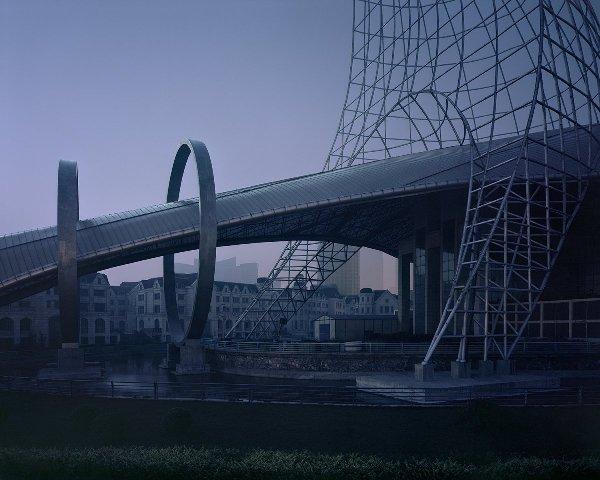 Những thành phố ma tại Trung Quốc sẽ còn buồn tẻ như thế này trong khoảng vài chục năm nữa.