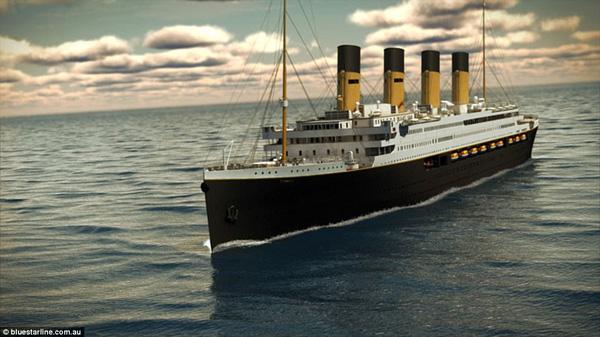 Titanic một thời sẽ quay trở lại.