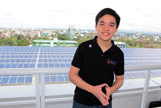 Leandro Leviste thành lập Solar Philippines với tham vọng cung cấp điện cho toàn đất nước.