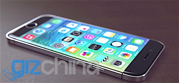 Thiết kế iPhone 7 được kết hợp từ iPhone 5s và iPhone 6?