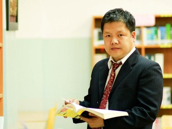 TS. Đàm Quang Minh, Hiệu trưởng trường ĐH FPT.