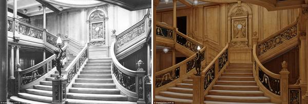 Phần nội thất được thiết kế giống nhất so với bản gốc.