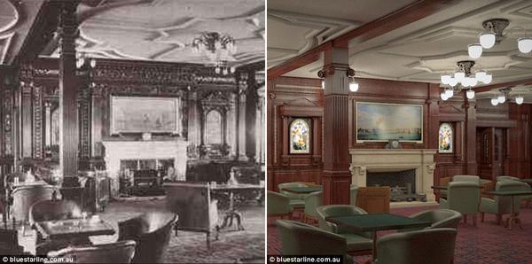 Từng món đồ đều khơi gợi nên không khí của những năm đầu thế kỷ 20.