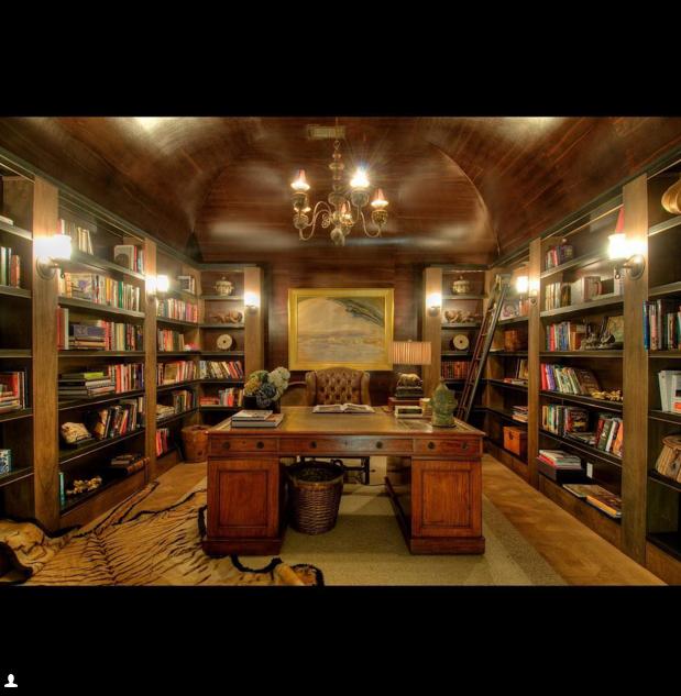 Nếu có một thư viện như vậy, tôi hứa sẽ chăm chỉ đọc sách cả ngày.