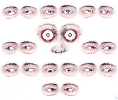 Họ gọi cử động mắt mới này là BARM (blink-associated resetting movement). Cử động này có vẻ giúp giảm mỏi mắt và cho phép chúng ta quan sát vật thể một cách chính xác và ổn định hơn.