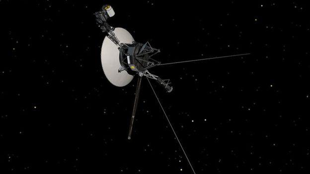 Tàu Voyager 1 vẫn đang là vật thể do con người làm ra du hành quãng đường xa nhất từ Trái đất.