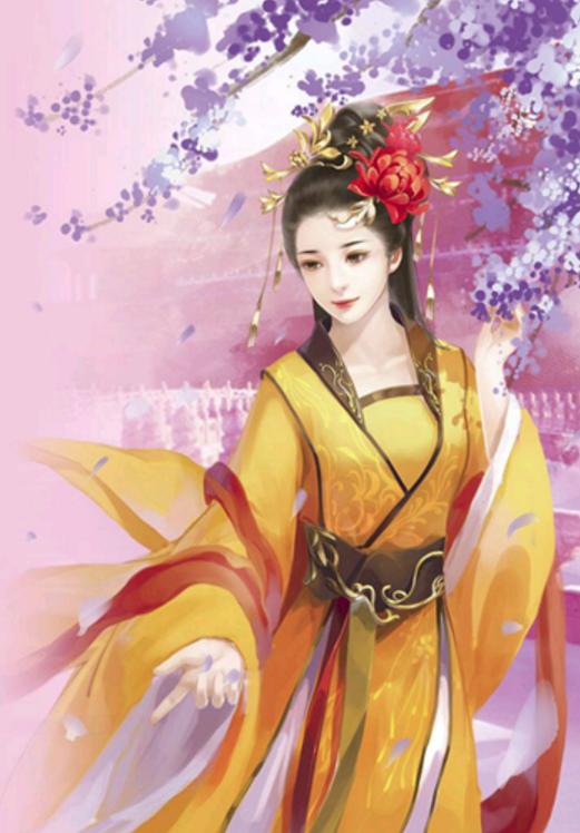 Dương Quý Phi trong lịch sử Trung Hoa còn được mệnh danh mỹ nhân hồng nhan bạc mệnh.